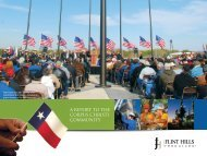 a report to the corpus christi community - Flint Hills Resources