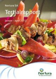 Tertialrapport T1-12.pdf - Nortura
