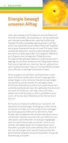 Energie sparen in Bayern Gut zu wissen: - Seite 4