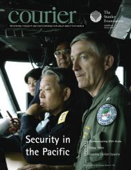 Download Spring Issue - The Stanley Foundation