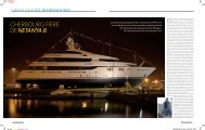 CARNET DE BORD INTERNATIONAL - CMN Yacht Division