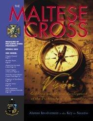 Maltese Cross - Phi Kappa Sigma International Fraternity Alumni ...