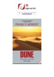 dune275:Layout 1.qxd - 10 Righe dai libri