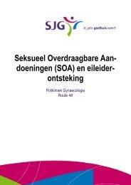 SOA en eileiderontsteking - SJG Weert