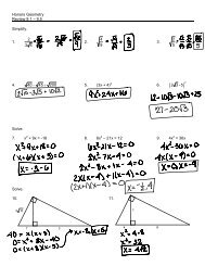 Honors Geometry Chapter 8 Review 1. Find the ratio of 5