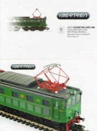 Novedades Ibertren 2005 - Railwaymania.com