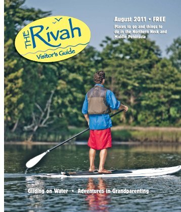 August RIVAH 2011 - The Rappahannock Record