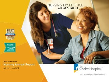 NursiNg ExcEllENcE - The Christ Hospital