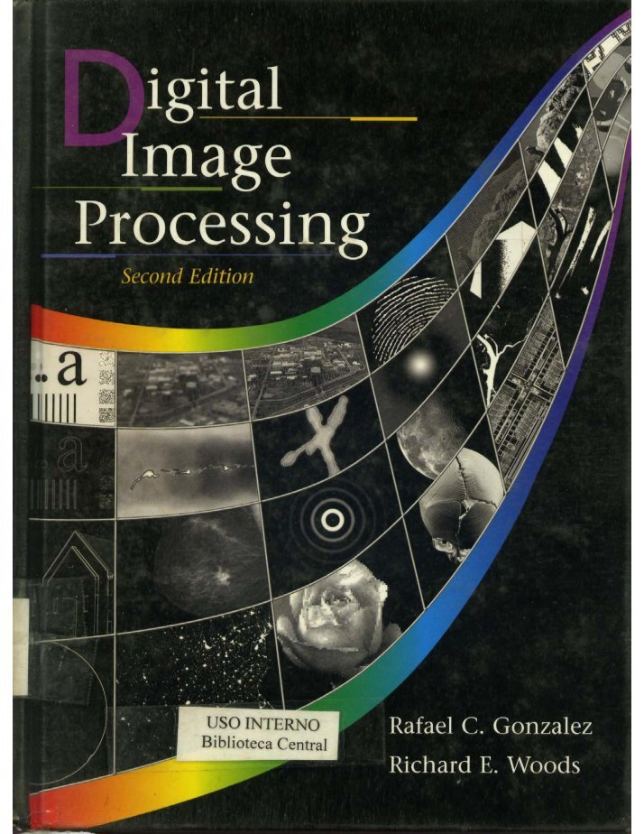 Digital Image Processing Gonzalez Full Book Pdf