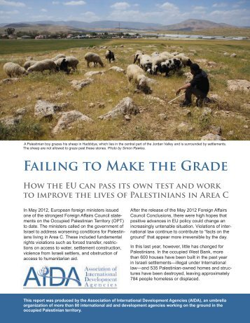 Failing to Make the Grade AIDA EU public report final web