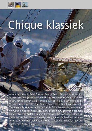 Chique klassiek - Zilt Magazine