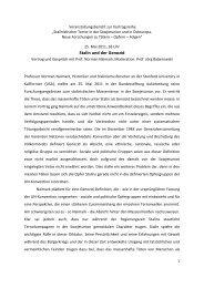 Veranstaltungsbericht [270 KB] - Bundesstiftung zur Aufarbeitung ...