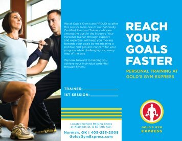Learn more - Golds Gym Express - Gold's Gym
