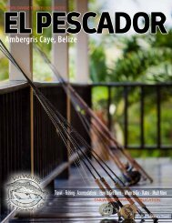 EL PESCADOR Ambergris Caye, Belize - Tailwaters Fly Fishing Co.