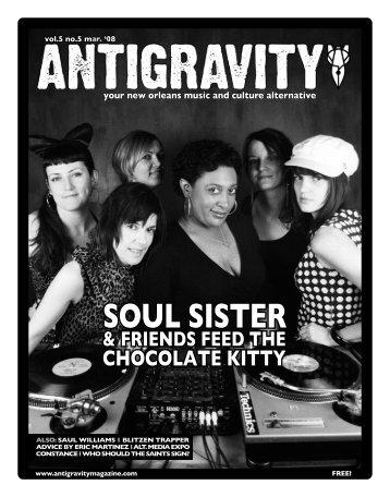March 2008 (PDF) - Antigravity Magazine
