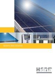 Systemic Solar Solutions - Rosenberg Belgium - Shop