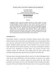 Wanita: Hala Tuju dan Cabaran dalam Dakwah - Jabatan Kemajuan ...