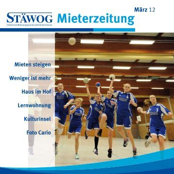 März 2012 - Stäwog