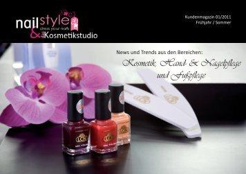 Kosmetik, Hand- & Nagelpflege und Fußpflege - nailStyle - dress ...