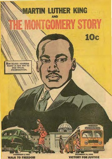 The Montgomery Story (comic book)