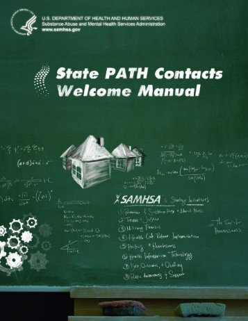 State PATH Contacts Welcome Manual - Homelessness Resource ...