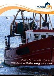 Wild-Capture Methodology Handbook - Marine Conservation Society