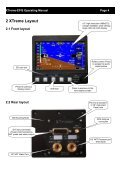 XTreme EFIS - STRATOMASTER Instrumentation MGL Avionics - Page 4