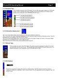 XTreme EFIS - STRATOMASTER Instrumentation MGL Avionics - Page 7