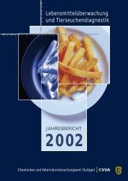 CVUA 2002 - Untersuchungsämter-BW