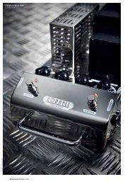 CORNELL PEDALAMP £690 GUITAR AMPS - Master-Guitar