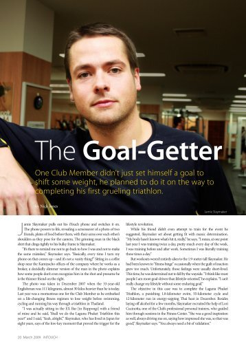 The Goal-Getter - Full Focus Personal Training