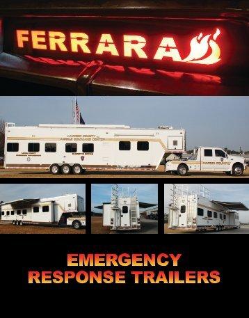 ERT Brochure - Ferrara Fire Apparatus