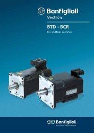 BTD - BCR - Bonfiglioli