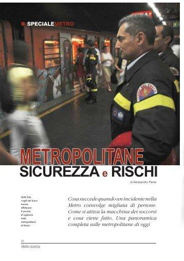 SICUREZZA e RISCHI - Obiettivo Sicurezza