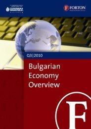 Bulgarian Economy Overview – Q3, 2010.pdf - Forton