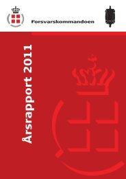 Årsrapport 2011 - Forsvarskommandoen