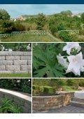 Abgrenzen. Einfrieden. Stützen. Mauersysteme von Rinn - Rinn Beton - Seite 5