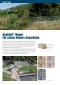 Abgrenzen. Einfrieden. Stützen. Mauersysteme von Rinn - Rinn Beton - Seite 6