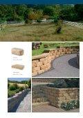 Abgrenzen. Einfrieden. Stützen. Mauersysteme von Rinn - Rinn Beton - Seite 7