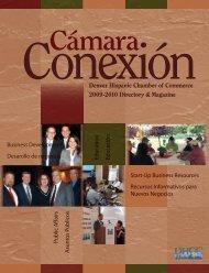 Denver Hispanic Chamber of Commerce 2009 ... - EasyChair Media