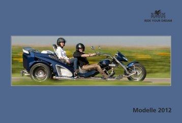 ride your dream - TRIKE Wenisch