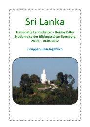 Sri Lanka: Vom Maschinengewehr an die Nähmaschine