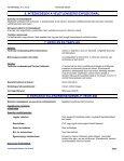 Biztonságtechnikai adatlap - Page 3
