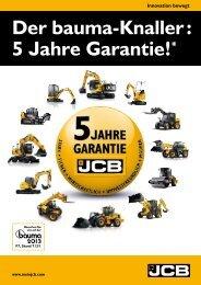 JCB Baumaschinen - OTEMA GmbH
