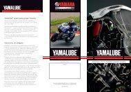 Yamalube dla pojazdów lądowych - PDF - Yamaha Motor Europe