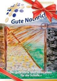 Gute Nachrichten Dezember (PDF, 2,91 MB) - Kirche des Nazareners