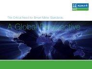 Smart Meter Open Standards - DNV Kema