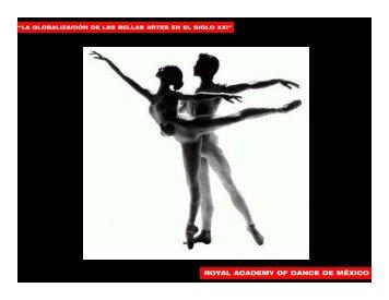 ROYAL ACADEMY OF DANCE DE MÉXICO - Facultad Mexicana de ...