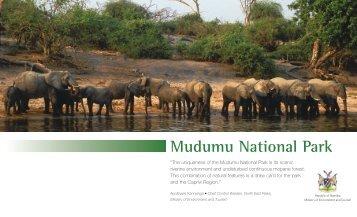 Mandumu - Ministry of Environment and Tourism