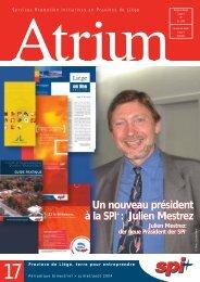 Un nouveau président à la SPI+ : Julien Mestrez Un nouveau ...